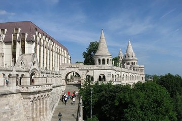 Private Budapest city tour in spanish