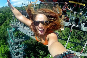ATV Adventure Tour and Bungy Jump