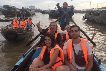 5 hours explore Mekong delta Cai Rang...