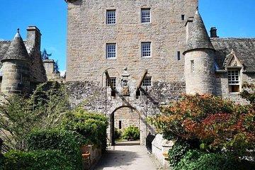 Invergordon port to Cawdor castle and...