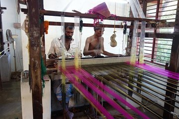 Silk-Weaving & Organic Farm...
