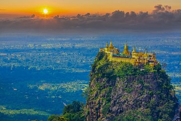 MOUTAIN POPA AND SALAY PRIVATE GUIDED...