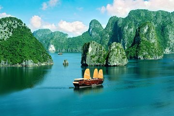 Halong Bay : 2 days 1 night with...