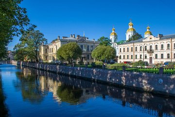 St Petersburg 1-day tour for NCL...