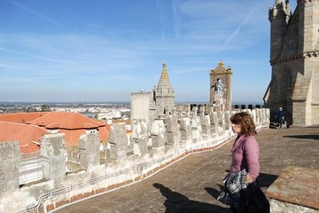 From Lisbon : Évora private tour...