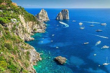 Private Boat Excursion from Sorrento to Capri and Positano