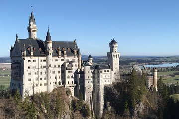 Neuschwanstein castle tour from Munich