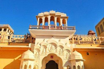 Privé Royal Rajasthan met Taj Mahal ...