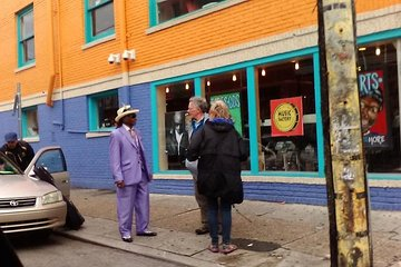 Private Backstage Music Tour of New Orleans with Musician Meet-and-Greets