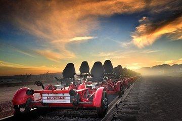 Southwest Ramble Railbike and Train Ride