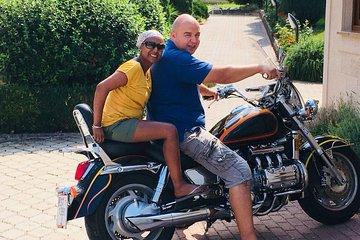 Begeleide motorfiets Backroads ...