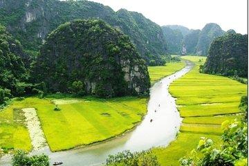 Tour de día completo en Hoa Lu - Tam...
