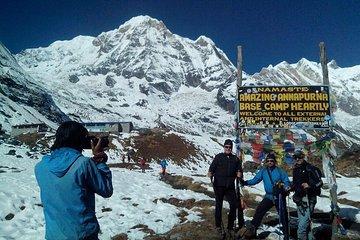 Annapurna Base Camp Deluxe Trekking
