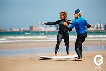 Surfing leksjoner