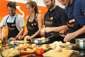 Hands on Portuguese Cooking class in Lisbon
