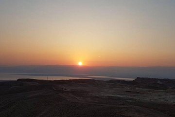 Amanecer en Masada Tour - Ein Gedi y...