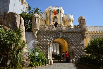 Sintra and Cabo da Roca with Pena Palace Full-Day Small Group Tour from Lisbon