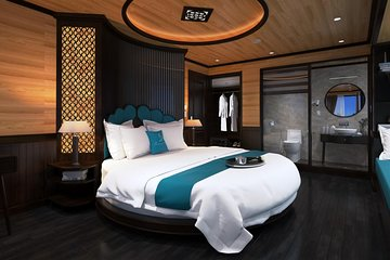 LUXURY MOON SUITE CABINA A HALONG E