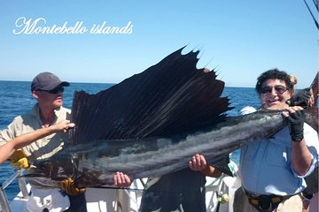 Ilha de Montebello Fishing Charters