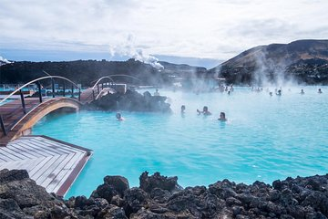 Golden Circle, Kerid Volcanic Crater, and Blue Lagoon Day Trip from Reykjavik