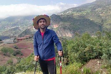 Trekking in Talassemtane National Park