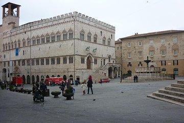 Perugia Full Day Walking Tour