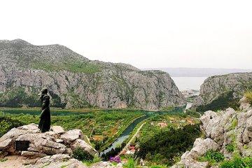Rio Omis e Cetina - dia de viagem de...