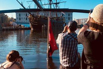 NEW! Amsterdam reborn - Boat cruise...