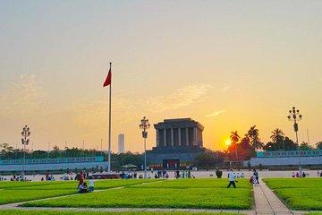Hanoi City Tour - Sykling Bat Trang...