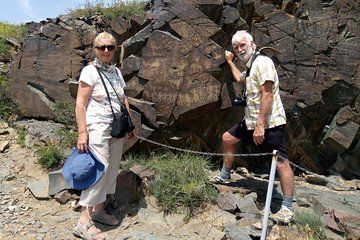 Tamgaly Petroglyphs Private Tour from...