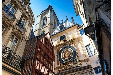 Guidet tur til Rouen fra Paris i en...