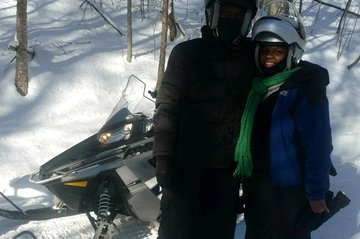 Scenic Snowmobile Tour