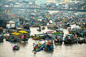 Cai Be Floating Market - Authentic...