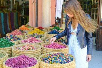 Marrakech Shopping Tour - Private Tours (Half day)
