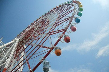 Palette Town Big Ferris Wheel Admission Ticket