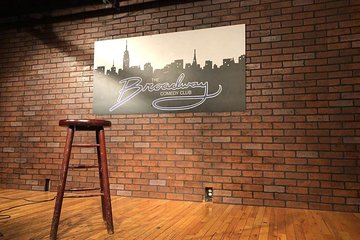 Broadway Comedy Club Advance Tickets, in New York's Times Square