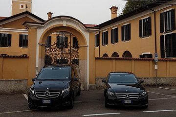 Private Transfer from Como to Milan Malpensa airport