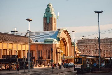 Helsinki Airport Layover Sightseeing Tour
