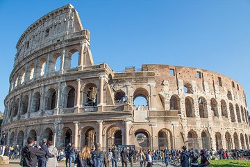 Skip-the-line Esclusive Private Tour of Rome Colosseum Forums & City Highlights