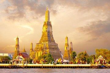 Bangkok Shopping, Massage & Food Tasting: Shore Excursion from Laem Chabang Port