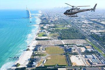 Dubai Helicopter Tour: The Palm to The Burj Khalifa