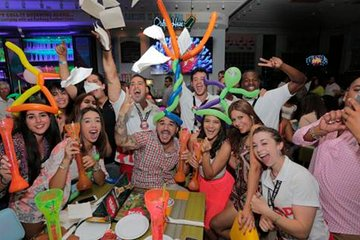 Skip the Line with Open Bar at Señor Frog`s Miami