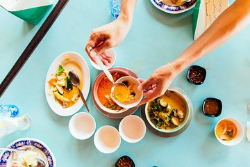Real Flavors of Thailand: Dine at Home with a Local Foodie Tickets