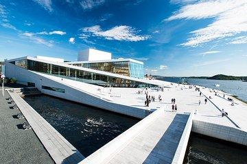 Oslo City Highlights Walking Tour