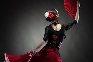 Barcelona Walking Tour: Flamenco Show, Tapas Dinner & Gothic Quarter