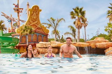Portaventura Caribe Aquatic Park from Barcelona Full Day Trip