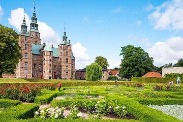 Private Copenhagen City Tour by Car with Rosenborg Castle