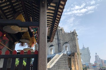 Private Customized Macau Day Tour from Hong Kong