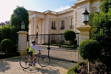 Celebrity Electric Bike Tour with Expert Guide and Transfers from Anaheim Area