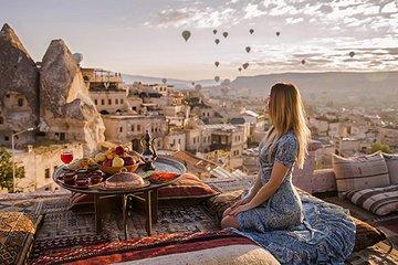 Save 10.00%! Full Day Private Cappadocia Tour